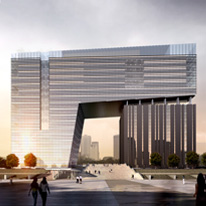 Wuqing Investment Center