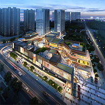Yongjiang East Bank City Complex