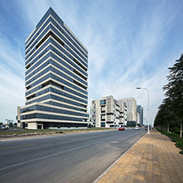 Tianjin Wuqing Entrepreneurship Headquarters Base